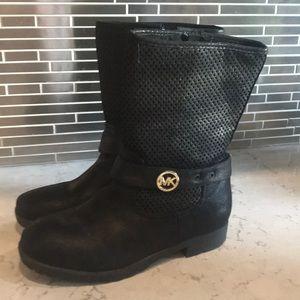 Michael Kors Girls Boots Worn ONCE